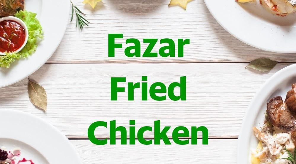 Harga Menu, Review dan Foto Fazar Fried Chicken - Tuguraja