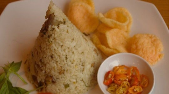 Harga Menu, Review dan Foto Nasi Food Street - Kiaracondong