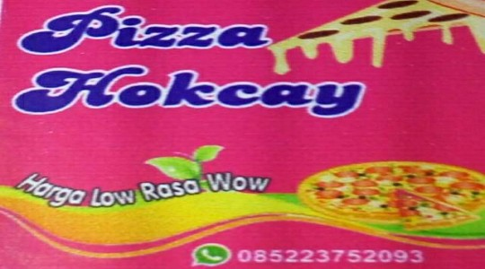 Harga Menu, Review dan Foto Pizza Hokcay - Linggajaya