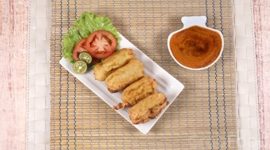 Harga Menu, Review dan Foto Batagor Abuy - Junction 8 Yogya Group