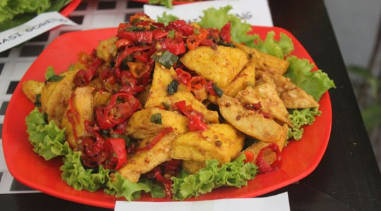 Harga Menu, Review dan Foto SSG Corner - Gegerkalong