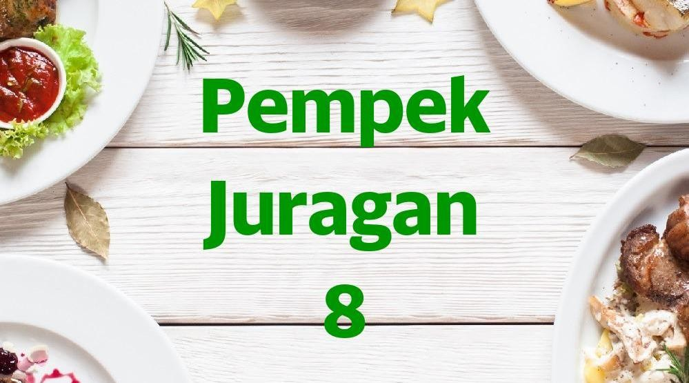Harga Menu, Review dan Foto Pempek Juragan 8 - Yogya Junction 8