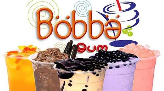 Harga Menu, Review dan Foto Bobba Gum - Sudirman Street Food Court
