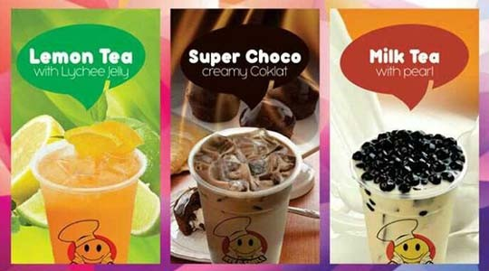 Harga Menu, Review dan Foto Keepsmile Bubble Tea - Sukapada