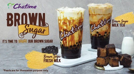 Harga Menu, Review dan Foto Chatime - Metro Indah Mall