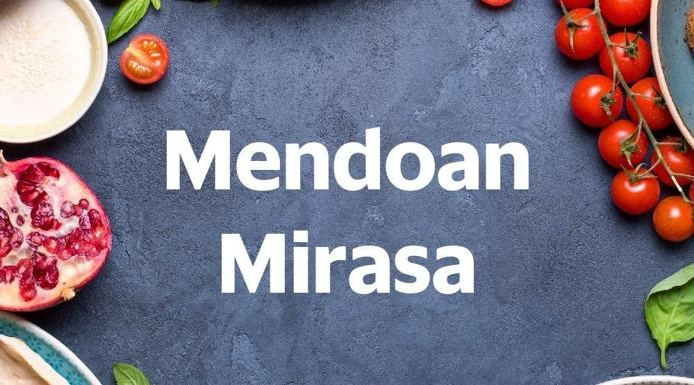 Harga Menu, Review dan Foto Mendoan Mirasa - Junction 8 Yogya Group